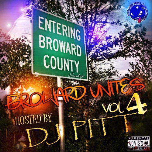 Broward Unites Vol 4 cover